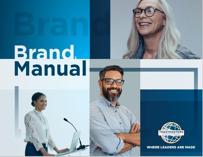 Toastmasters International Brand Manual 2020